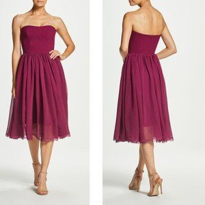 NEW Dress the Population | Willow Sweetheart Dress